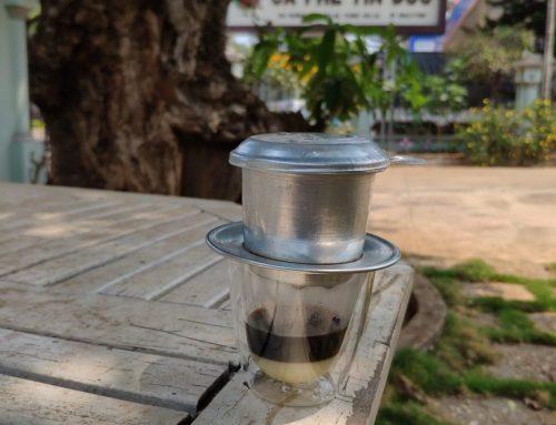 Một số lưu ý nhỏ khi pha cà phê phin